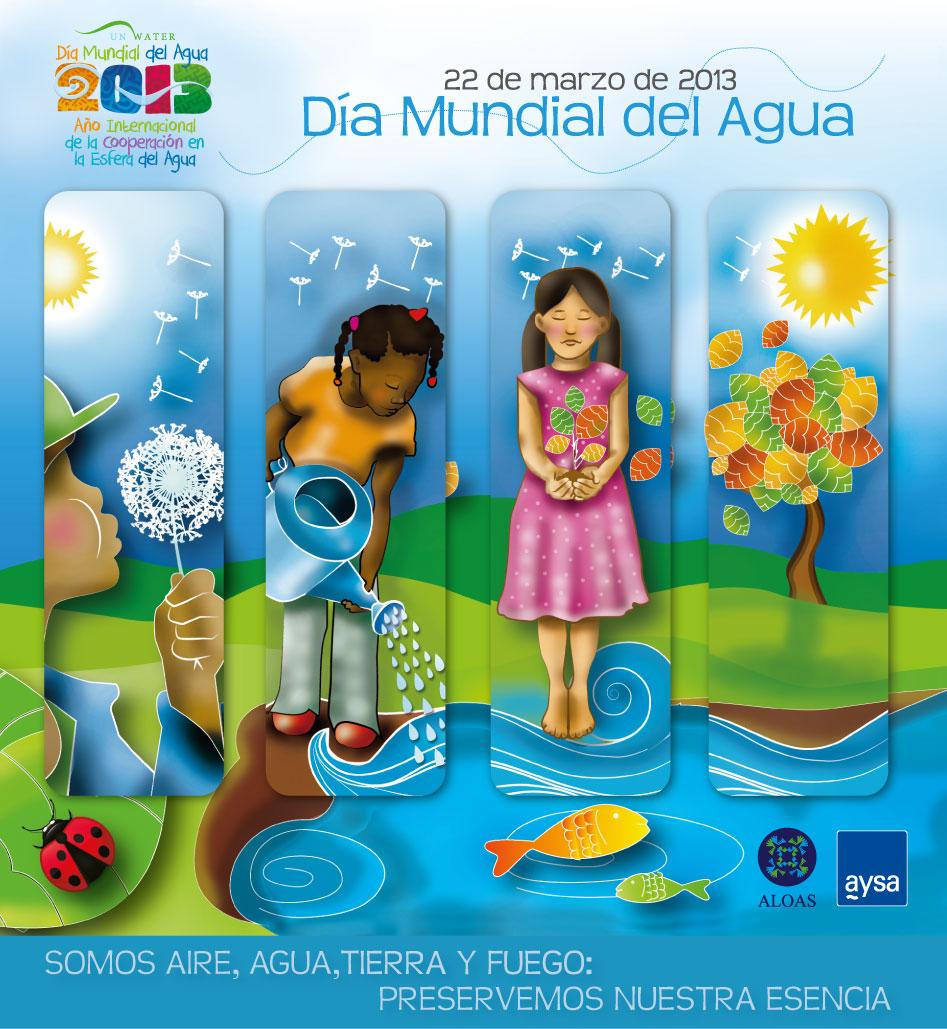 AySA Celebra el Día Mundial del Agua y su 7° Cumpleaños!